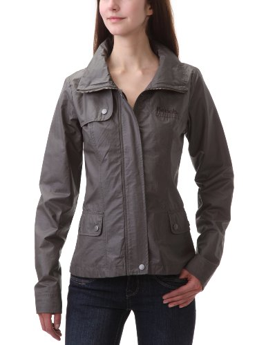 Bench Fletcher Zipped Women's Jacket Black Medium