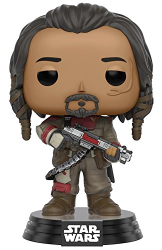 Funko POP Star Wars: Rogue One - Baze Malbus