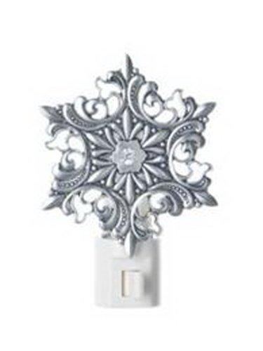 Snowflake Night Light