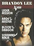 Rage of the Master / Screaming Ninja / Blood of [DVD] [2005] [Region 1] [US Import] [NTSC]