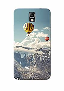 Sowing Happiness Printed Back Cover for Samsung Note 3 Neo