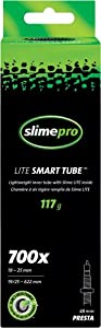 Slime Lite Tube Presta Valve Bicycle Tube (700c x 19-25mm)