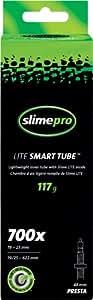 Slime 30026 Lite Smart Tube, Presta Valve (700 x 19-25mm)