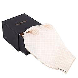 Chokore Plaids line Men's Silk Pocket Square