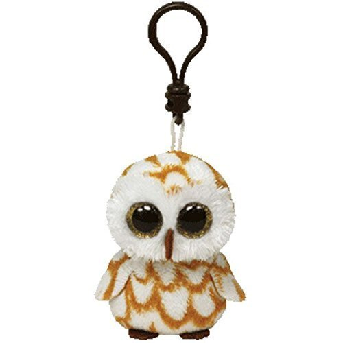 TY Beanie Boo Swoops the Owl Key Clip by Ty