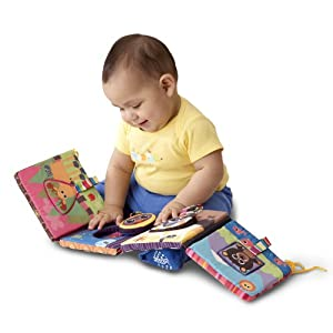 Lamaze High-Contrast Discovery Shapes Activity Puzzle & Crib Gallery