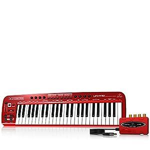 Beste MIDI-Keyboards: Behringer UMX490