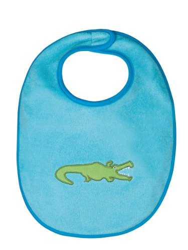 Lassig Waterproof Bib, Crocodile Granny, Small