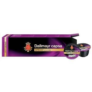 Dallmayr capsa Espresso Selezione, 10 Capsules