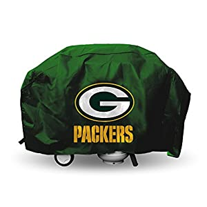 Buy Green Bay Packers Official NFL Deluxe Grill Cover by Rico Industries 386443 by Rico