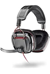 Plantronics GameCom 780 Gaming Headset with Surround Sound - USB Compatible with PC - (Certified Refurbished)