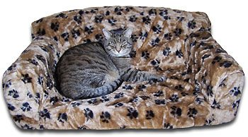 Classic Cat (Pet) Settee For The Discerning Cat From ExtraComfort