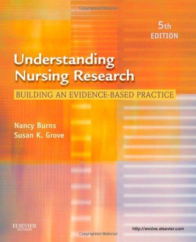 Understanding Nursing Research: Building an...