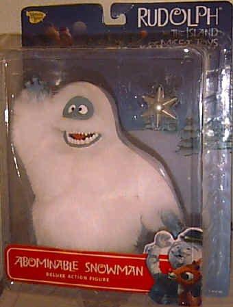 Abominable Snowman Christmas