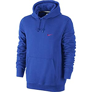 Nike Mens Club Swoosh Hoodie #611457-480 (XL)
