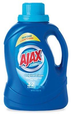 Ajax Laundry Detergent, Original Clean, 50 Ounces