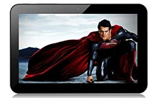 "M009S 8GB NATPC M009S 8GB Capacitive Android 4.2 (JELLY BEAN) , 7"" ,Dual Core (2 x 1.5 GHz) Super Slim Android Tablet PC with Responsive Capacitive Screen - Flash Player 11.1 - Compatible with BBC iPlayer / Youtube / Facebook - HD 2160P - now with 8GB Storage and SKYPE VIDEO calling"