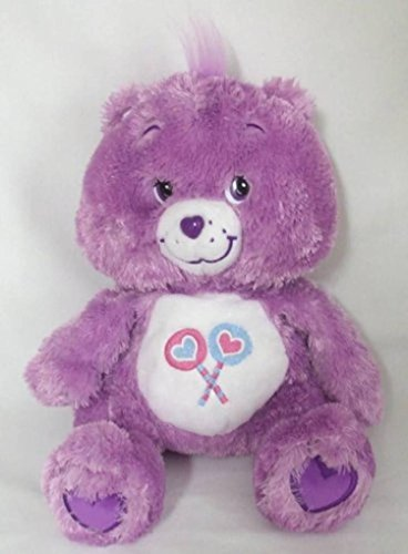 "Care Bear "" SHARE BEAR "" Floppy Pose - 1"