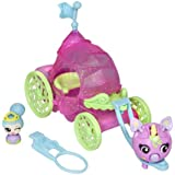 Zoobles - Princess Carriage Mini Playset