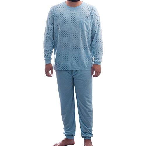 lucky-pyjama-pyjama-le-motif-classique-a-col-rond-et-manches-longues-jambes
