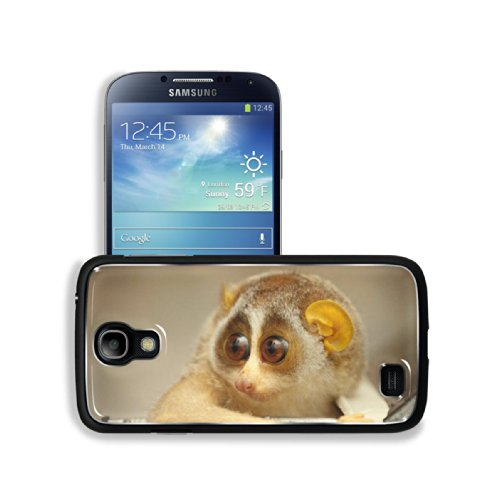 Baby Sunda Slow Loris Animal Samsung Galaxy S4 Snap Cover Aluminium Design Back Plate Case Customized Made To Order Support Ready 5 3/16 Inch (132Mm) X 2 13/16 Inch (71Mm) X 4/8 Inch (12Mm) Luxlady Galaxy_S4 Professional Metal Cases Touch Accessories Grap front-1052403