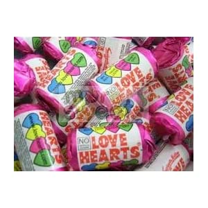 Swizzels Mini Love Hearts 30 Pack images
