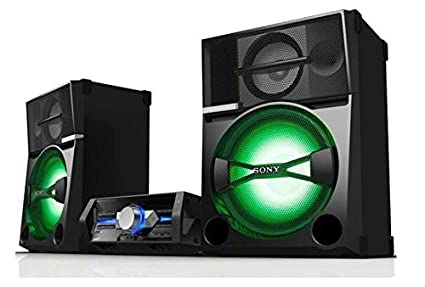 Sony Shake 66D Mini Hi-Fi Home Theater System