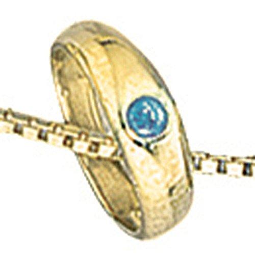 Kinder TaufGold Ring 333 Gold