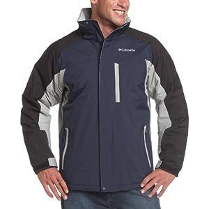 buy winter coats hoody columbia men s double whammy ii jacket