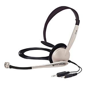 Koss CS95 Speech Recogniton Computer Headset