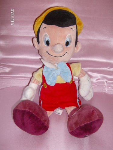 Pinocchio - soft toy