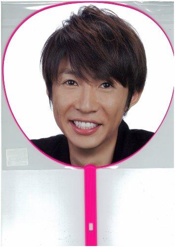 嵐 ARASHI 公式グッズ ARASHI LIVE TOUR Popcorn ジャンボうちわ【相葉雅紀】&公式生写真Popcorn【相葉雅紀】セット