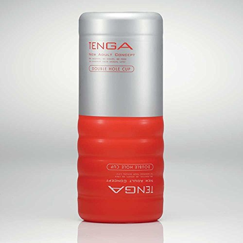 Authentic Tenga Double Hole Cup for Men