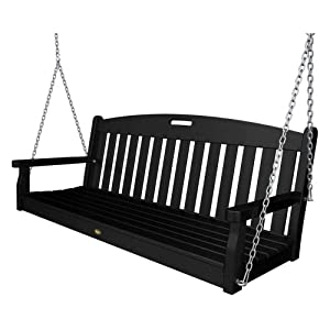 Trex Outdoor Furniture Yacht Club Swing from Trex Outdoor Furniture