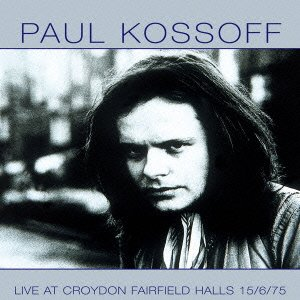 Live At Croydon Fairfield Halls