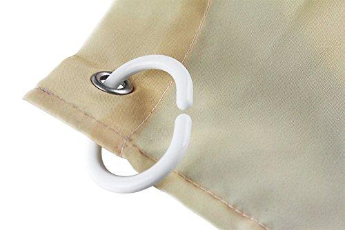 DONGMEN Custom Green Bay Packers Waterproof Shower Curtain Polyester 36