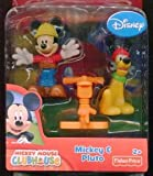 Mickey And Pluto Disney Figure Pack
