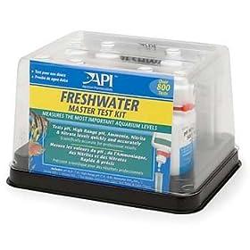 Aquarium Pharmaceuticals Freshwater Master Test Kit