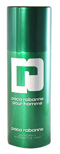 Paco Rabanne Homme Deodorante Spray 150ml