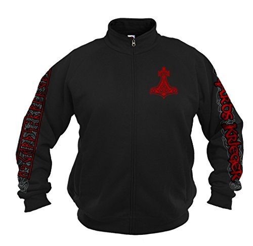 Wotan Textil -  Giacca - Uomo nero XXL