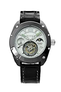 Android Men's Virtuoso 45mm Case Ceramic Limited Edition Mechanical GMT Tourb...