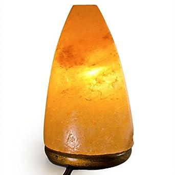 Fantasia lighting top grade natural himalayan for Certified himalayan salt lamp