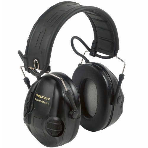 3M Peltor Tactical Sport Hearing Protector, Mp3 Compatible