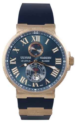 Ulysse Nardin Men's 266-67-3/43 Maxi Marine Watch
