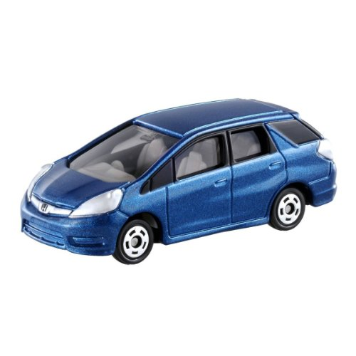TOMICA No.100 HONDA FIT SHUTTLE RARE - 1