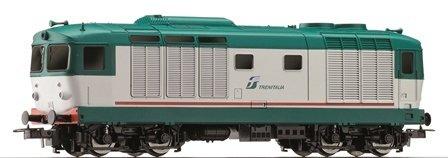 LIMA Treni Vagoni Blister con Locomotiva Diesel D.445 XMPR HL2302