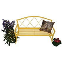Big Sale Austram 22012025 Splash Bench, Lemon Yellow