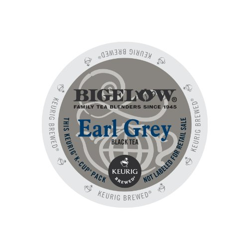 Bigelow Earl Grey Tea, Keurig K-Cups, 72 Count (Earl Tea Keurig compare prices)