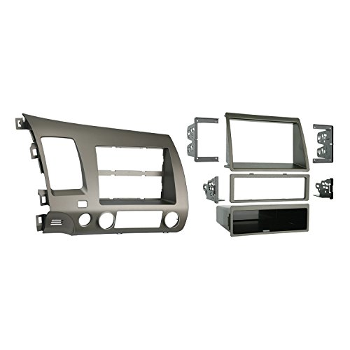 Metra 99-7871T Single DIN/Double DIN Installation Kit for 2006-UP Honda Civic Vehicles Taupe (Metra Dash Kit Honda compare prices)