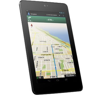 Asus Google Nexus 7 Tablet (16 GB) - Quad-core Tegra 3 Processor, Android 4.1